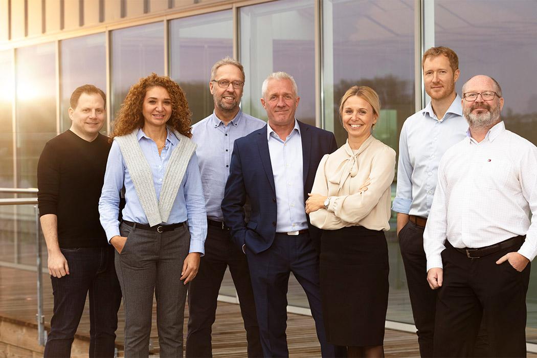 Meet the team, innovation lab