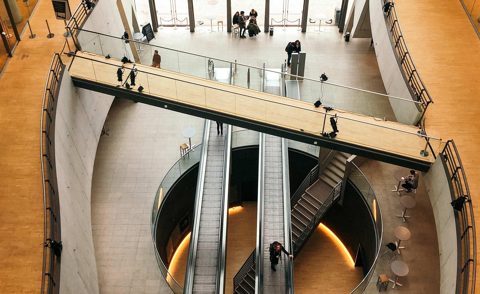 Building in Copenhagen (Michael Shannon, Unsplash)